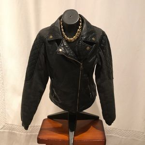 Madden Girl faux leather jacket